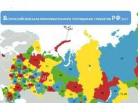 Всероссийская база образовательного потенциала России 2021